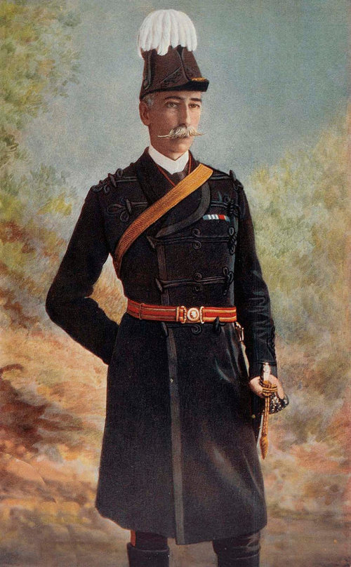 Major General John Talbot Coke.