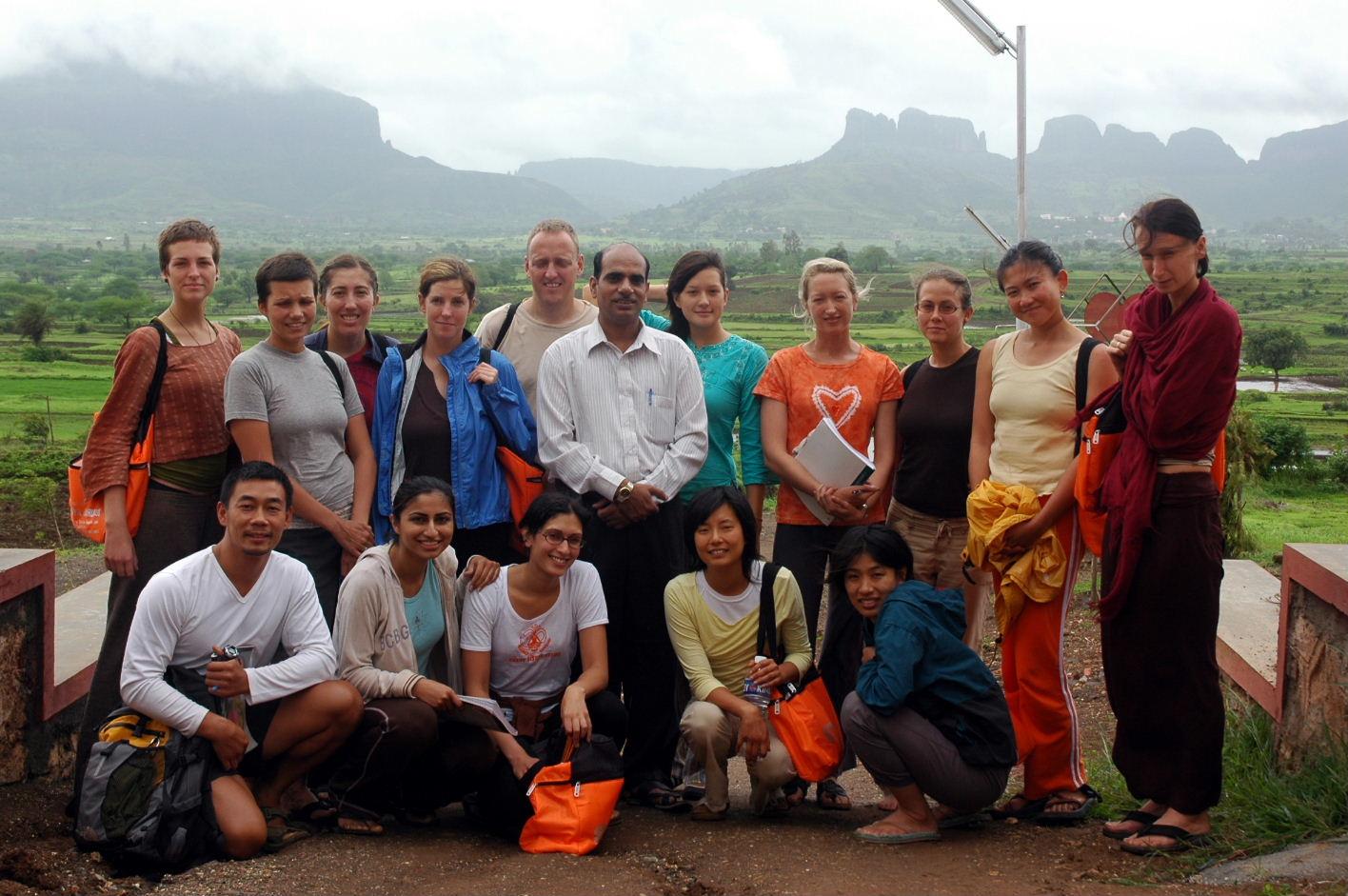 Yoga Teacher Training 2005
