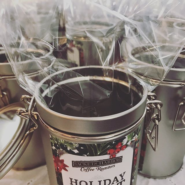 Busy coffee roasters!  Available at Vito's Gourmet and Europe Cakes downtown Watertown and the Cheese Store, Sackets Harbor Country Mart, Calla Lillie's and Farmhouse Maple in Sackets Harbor