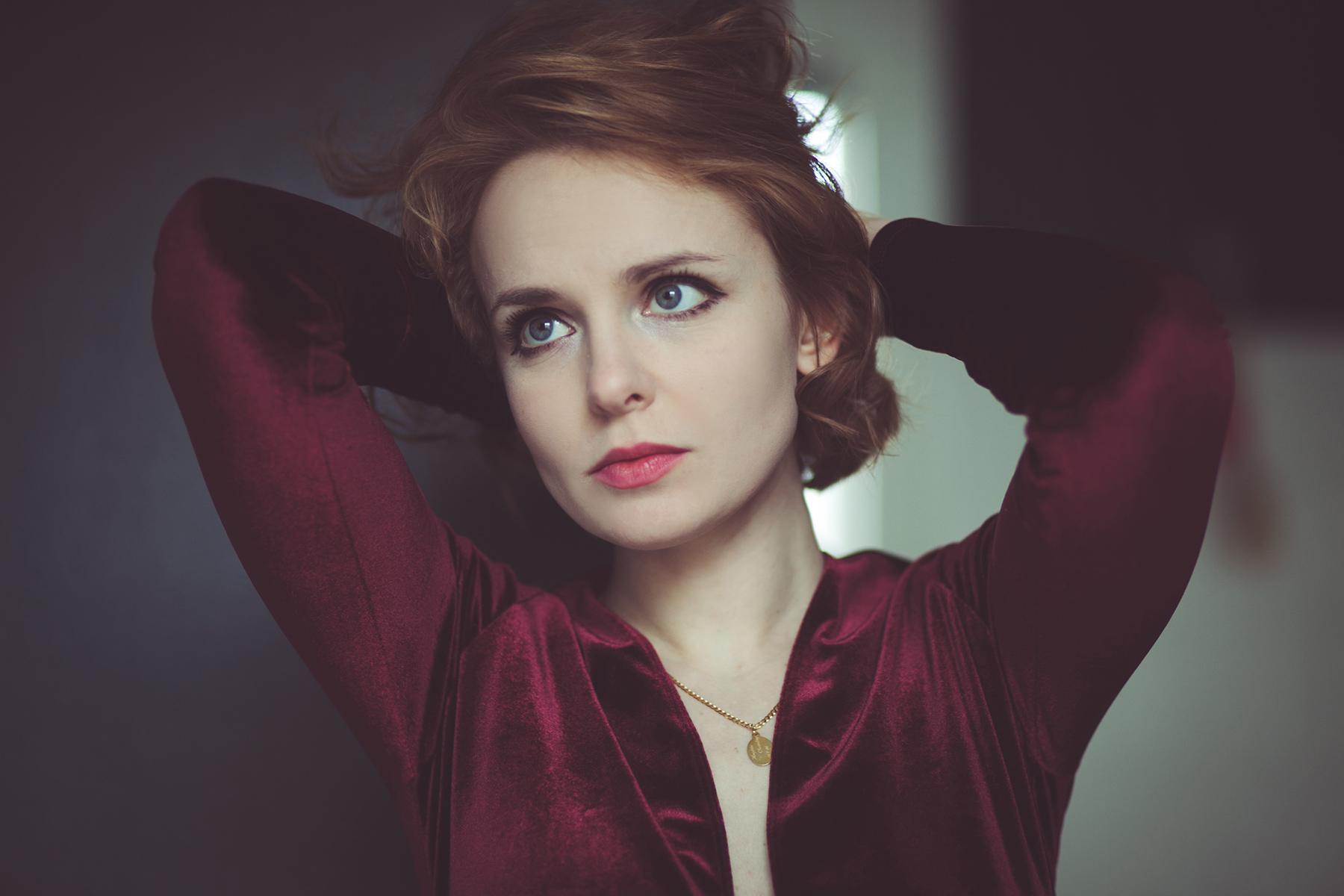 Magdalena Korpas - actress