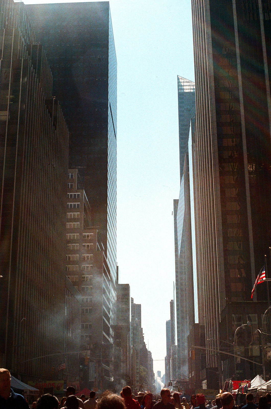 Avenue of the Americas, NYC