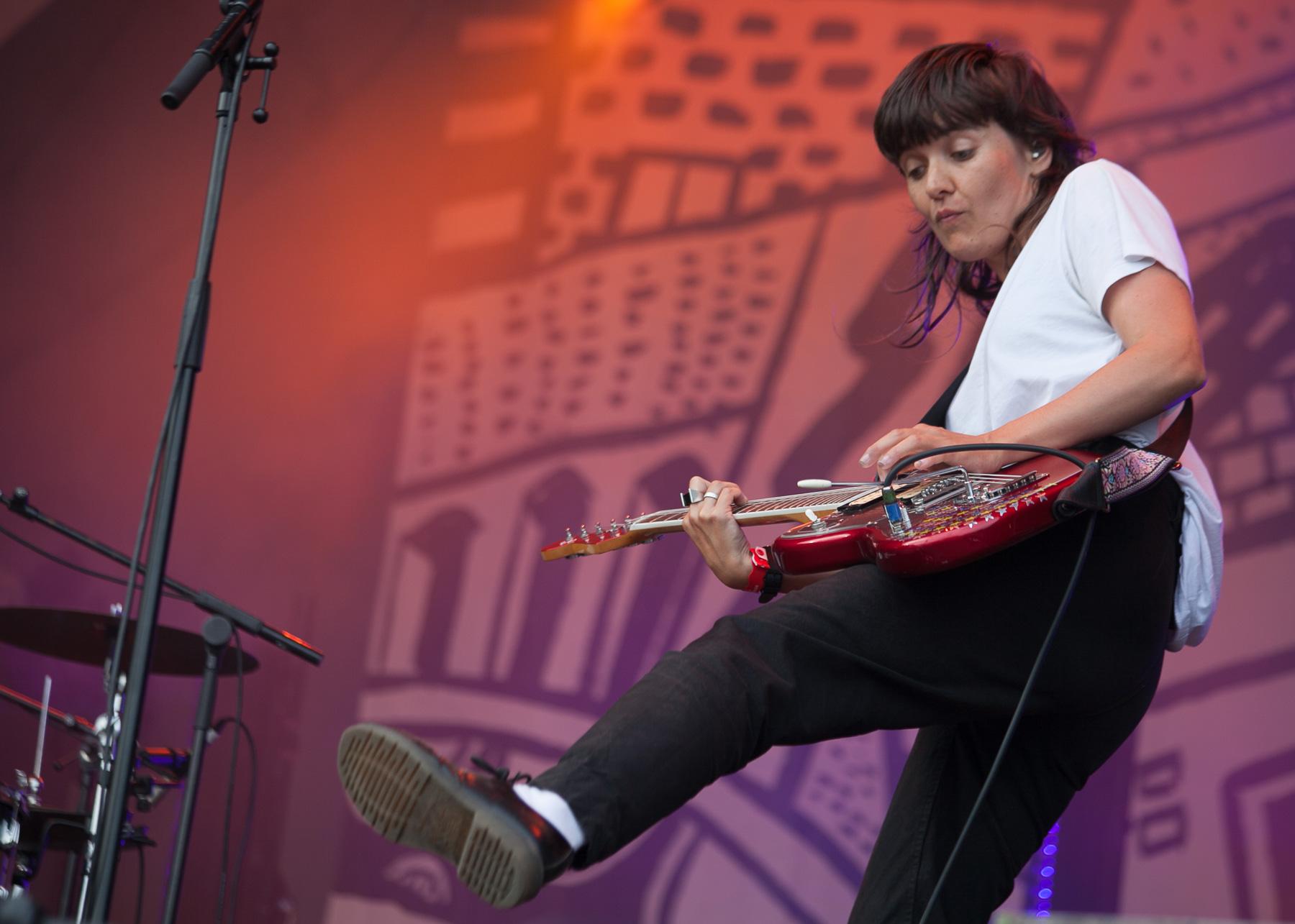 Courtney Barnett / All Points East Festival