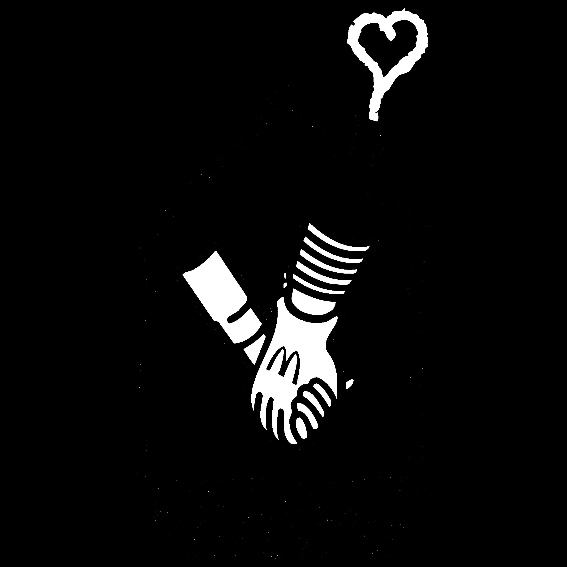 ronald-mcdonald-logo-black-and-white.png