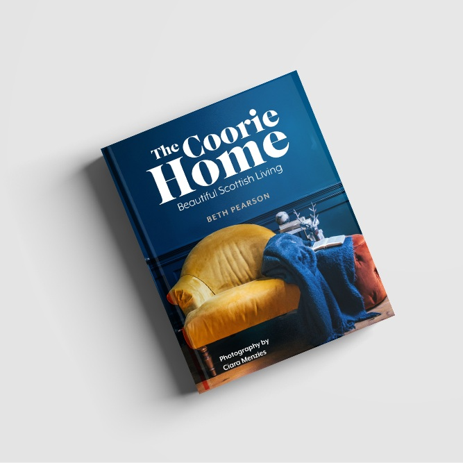 Book |TheCoorie Home - Living Beautifully the Scottish Way