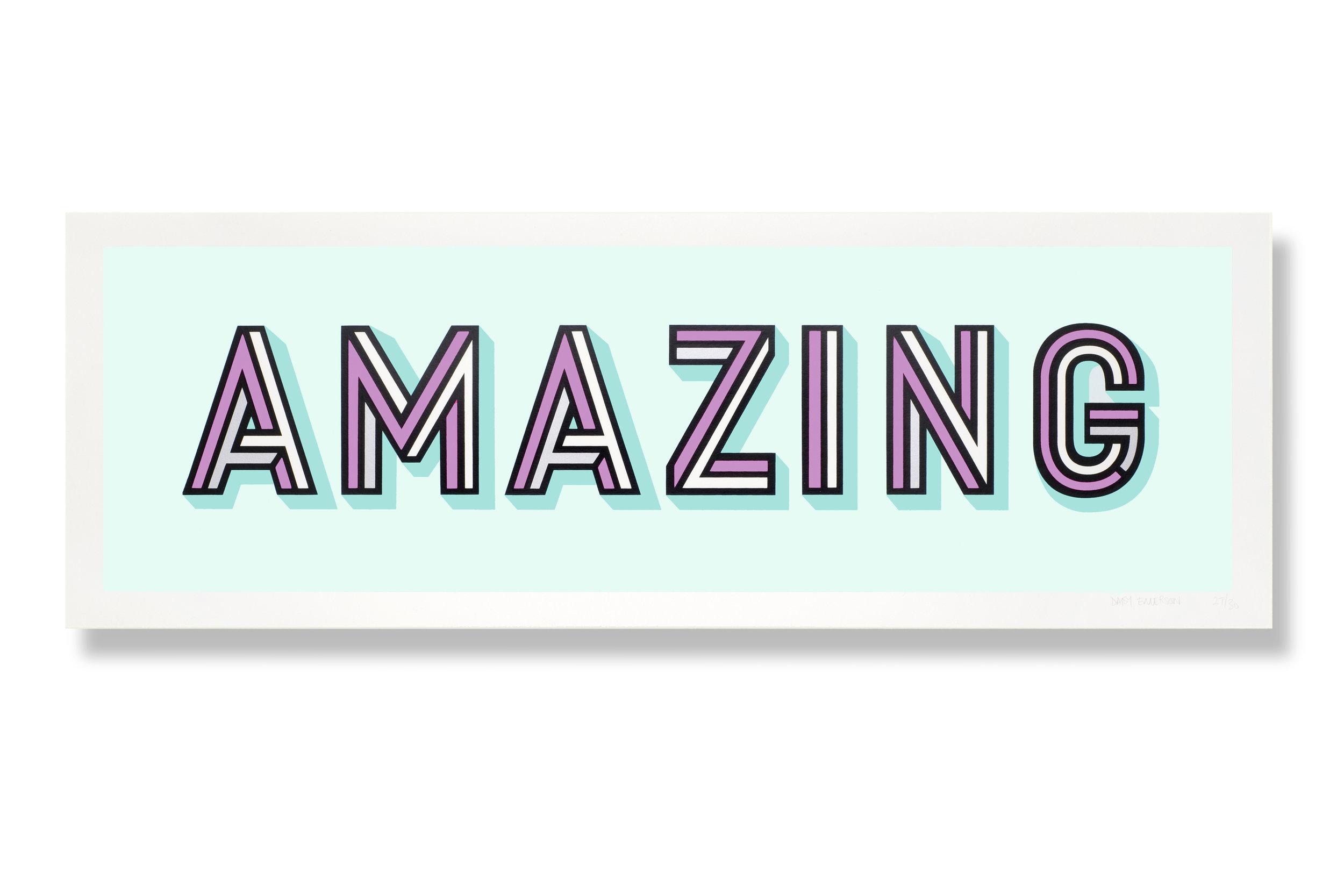 AMAZING - Mint