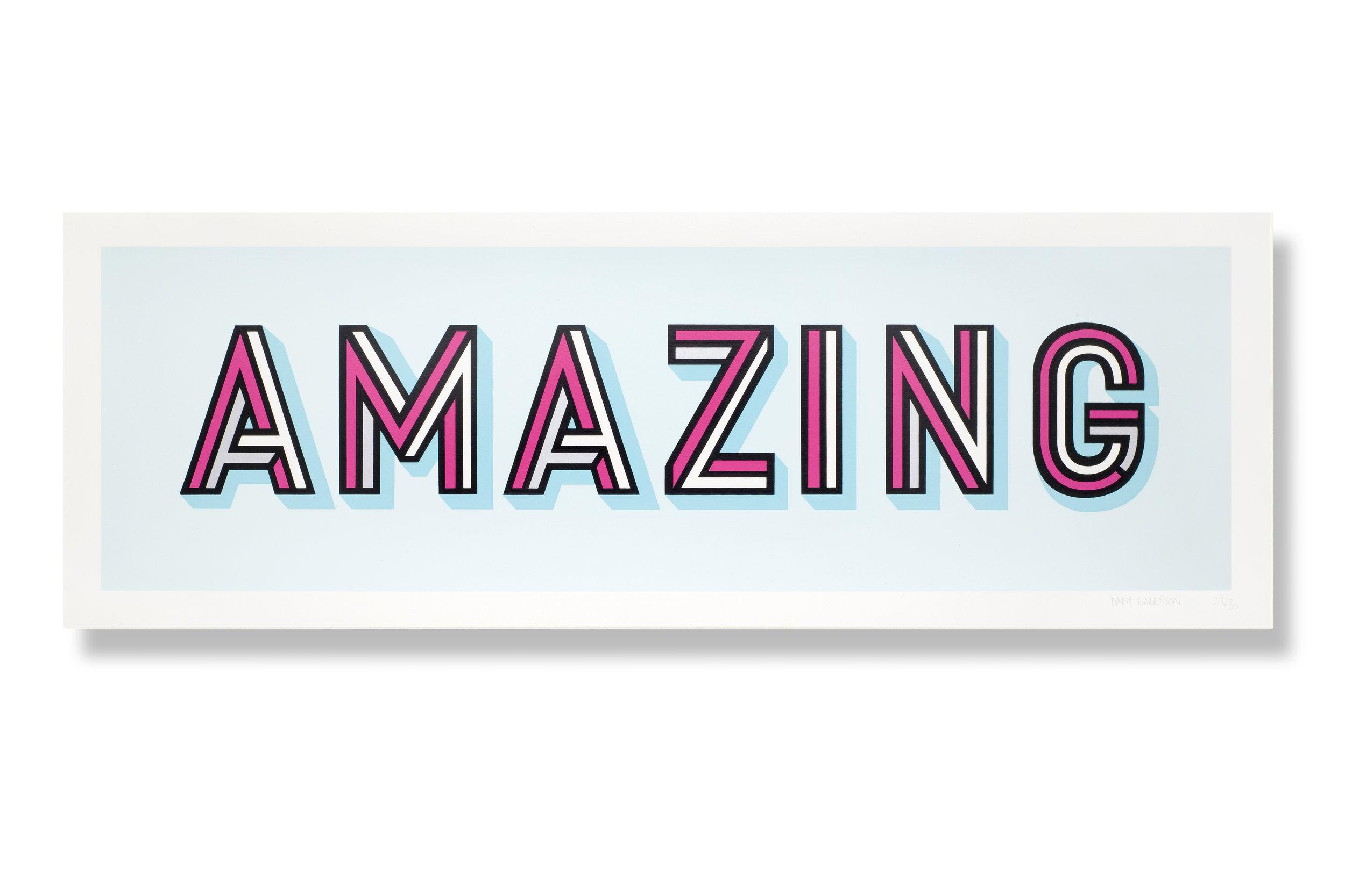 AMAZING - Pink