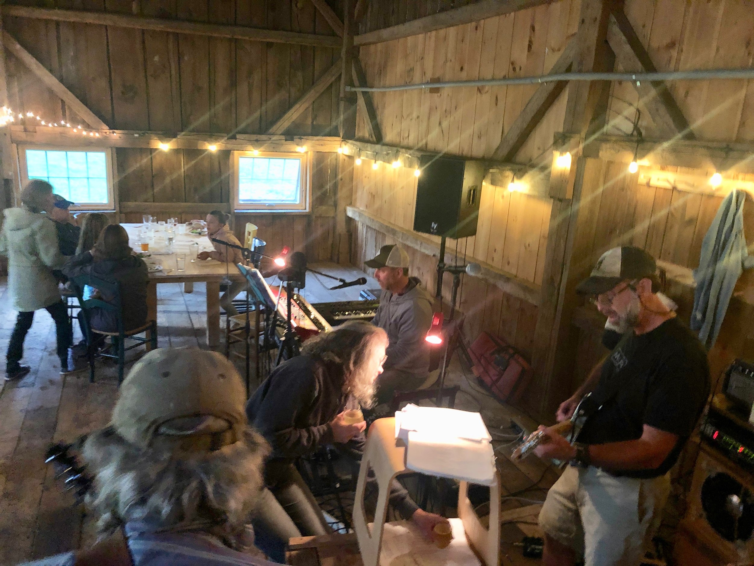Friday Nights — Toddy Pond Farm
