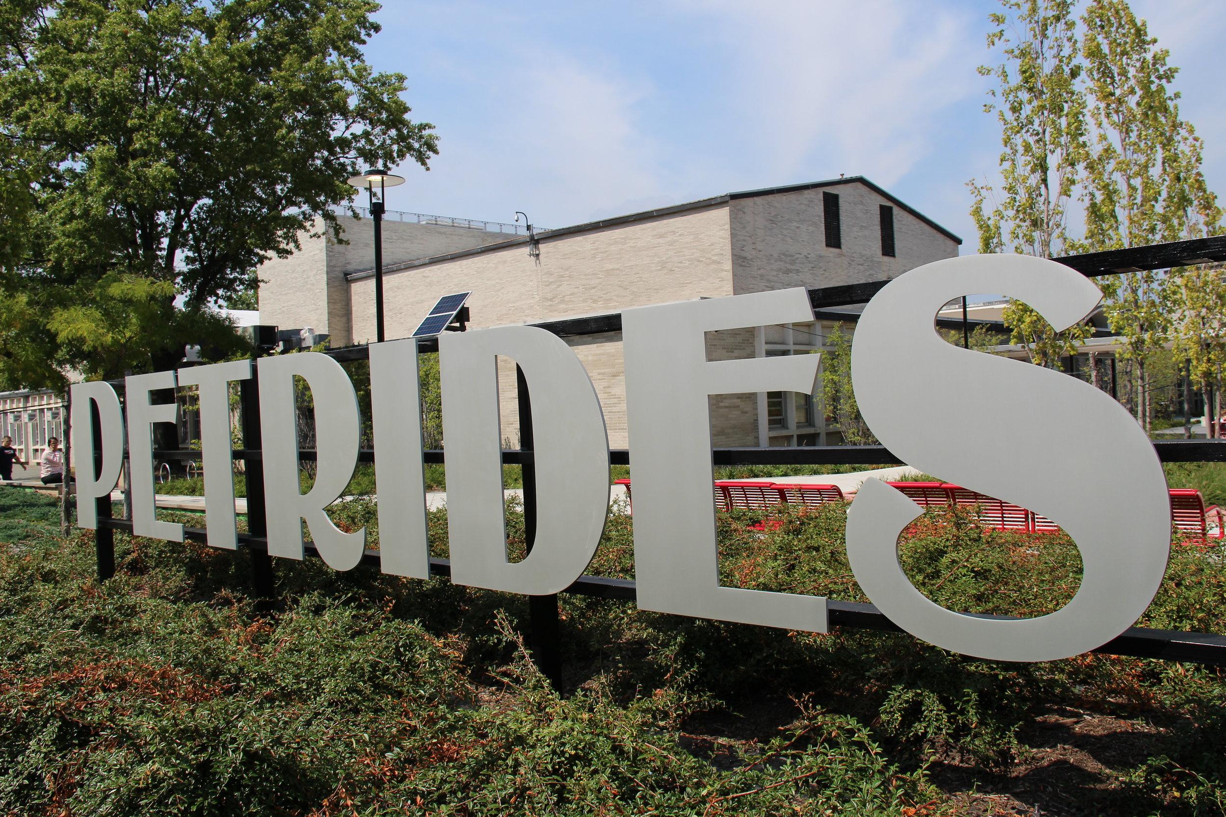 Petrides Sign.JPG