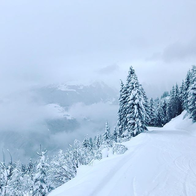 #skiing #bloodycold #austria #nippy