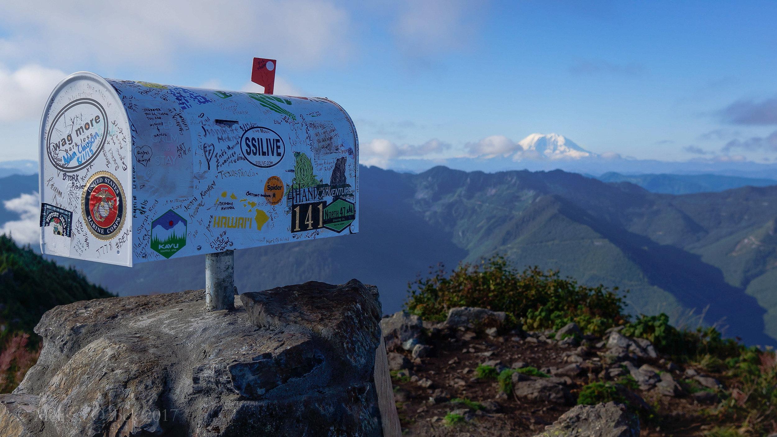 7. Mailbox Peak