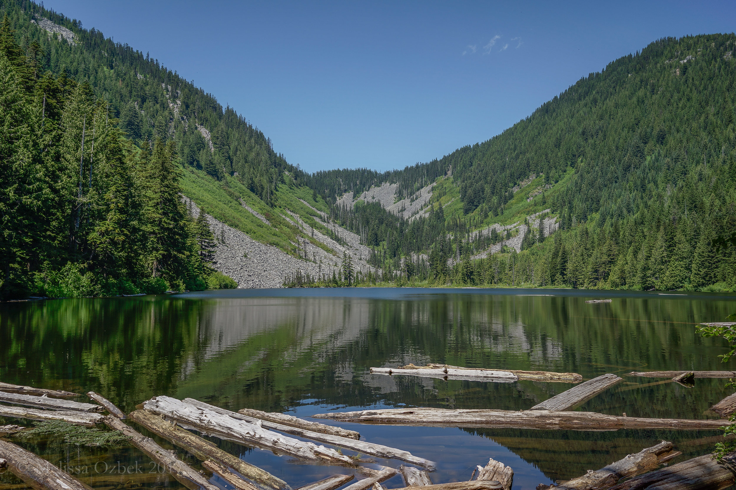 11. Talapus and Olallie Lakes