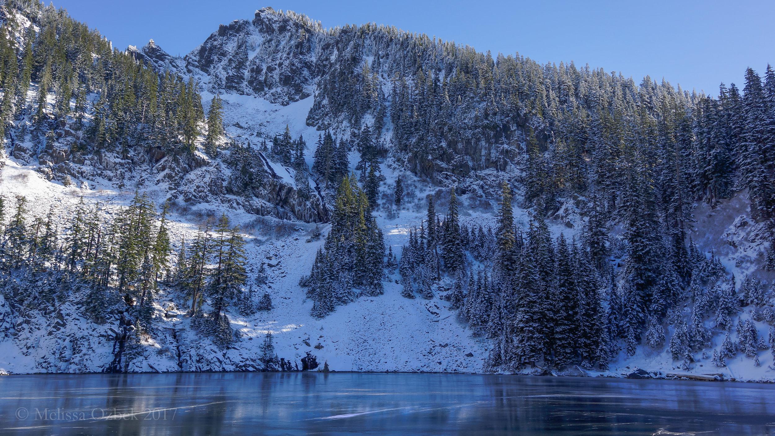 14. Denny Creek Trail to Melakwa Lake