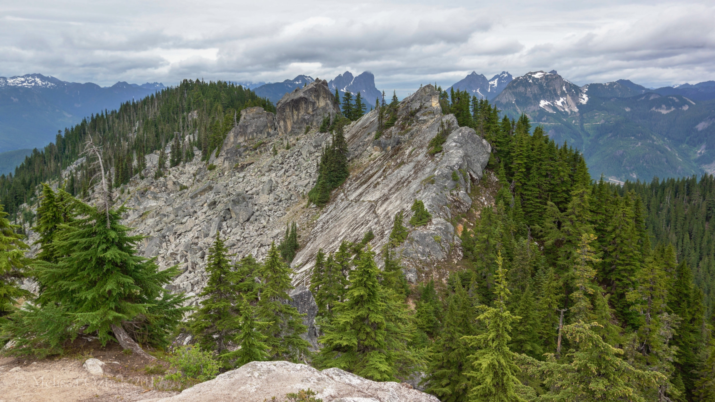 7. Beckler Peak