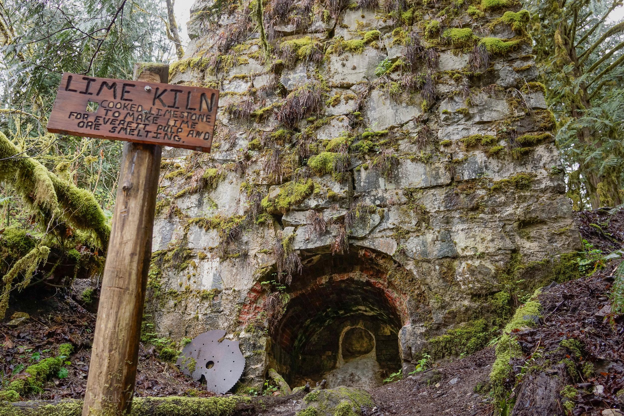 1. Lime Kiln Trail