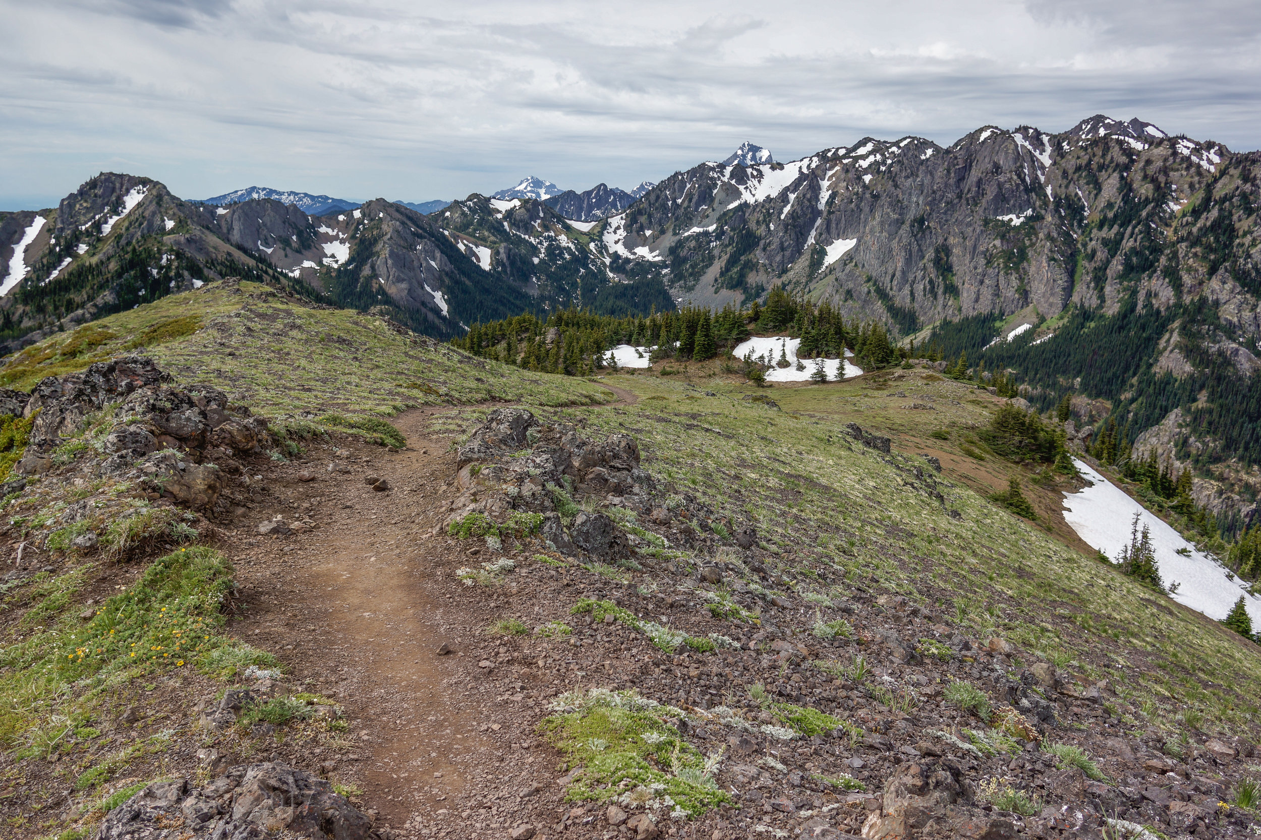 2. Mount Townsend