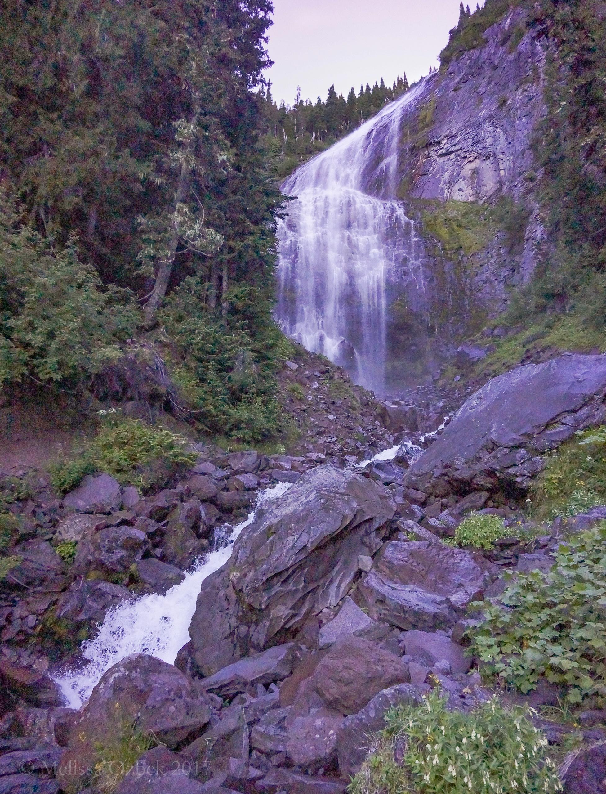 2. Spray Falls