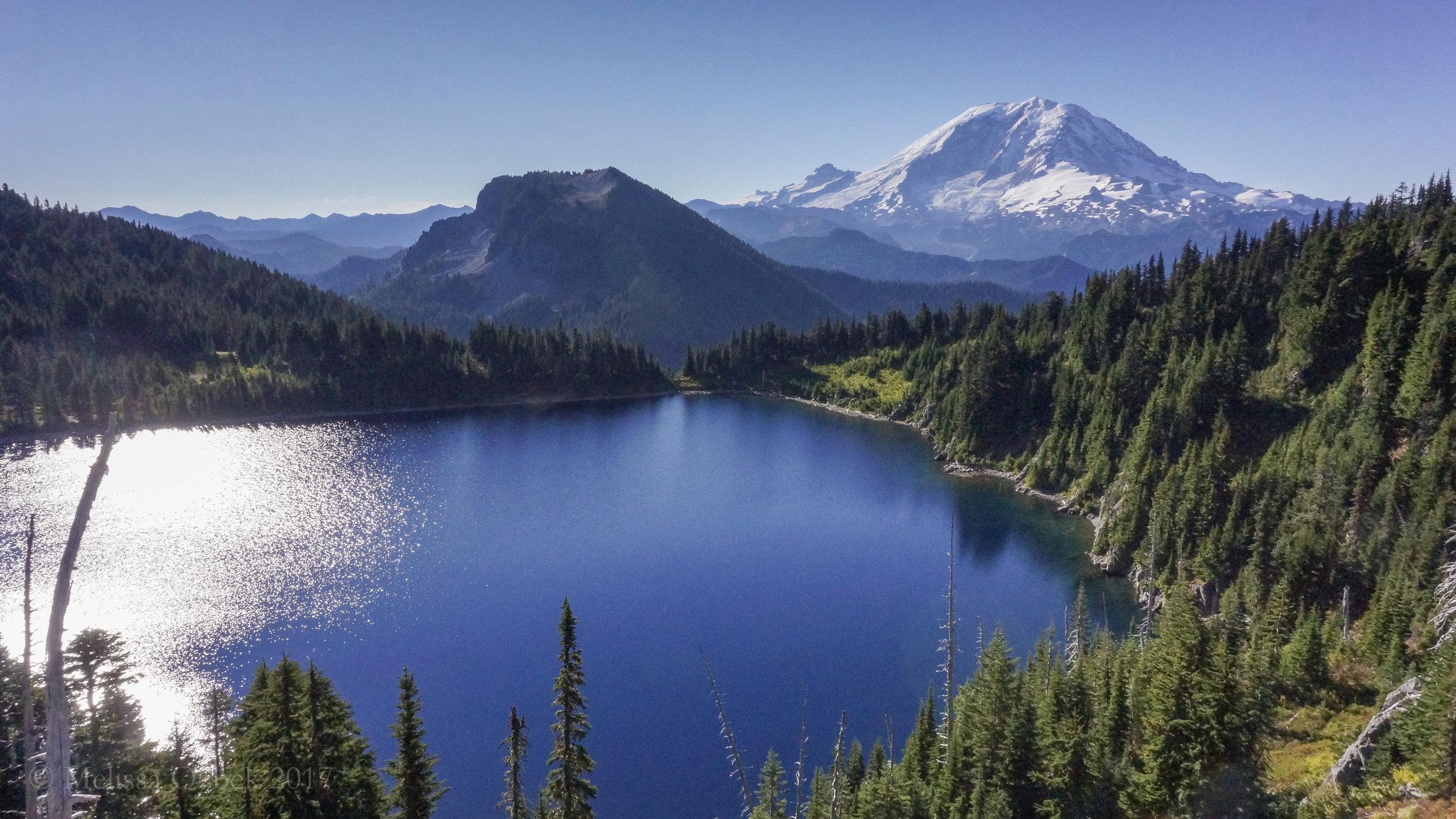 3. Summit Lake