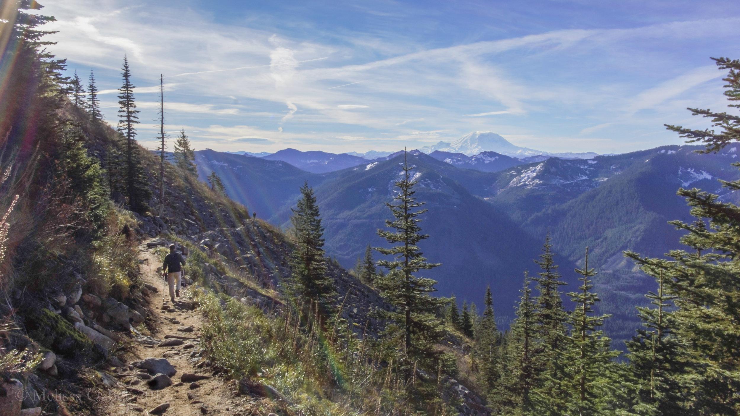 Ira Spring Trail-Mason Lake