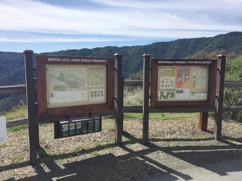 Bald Mountain parking