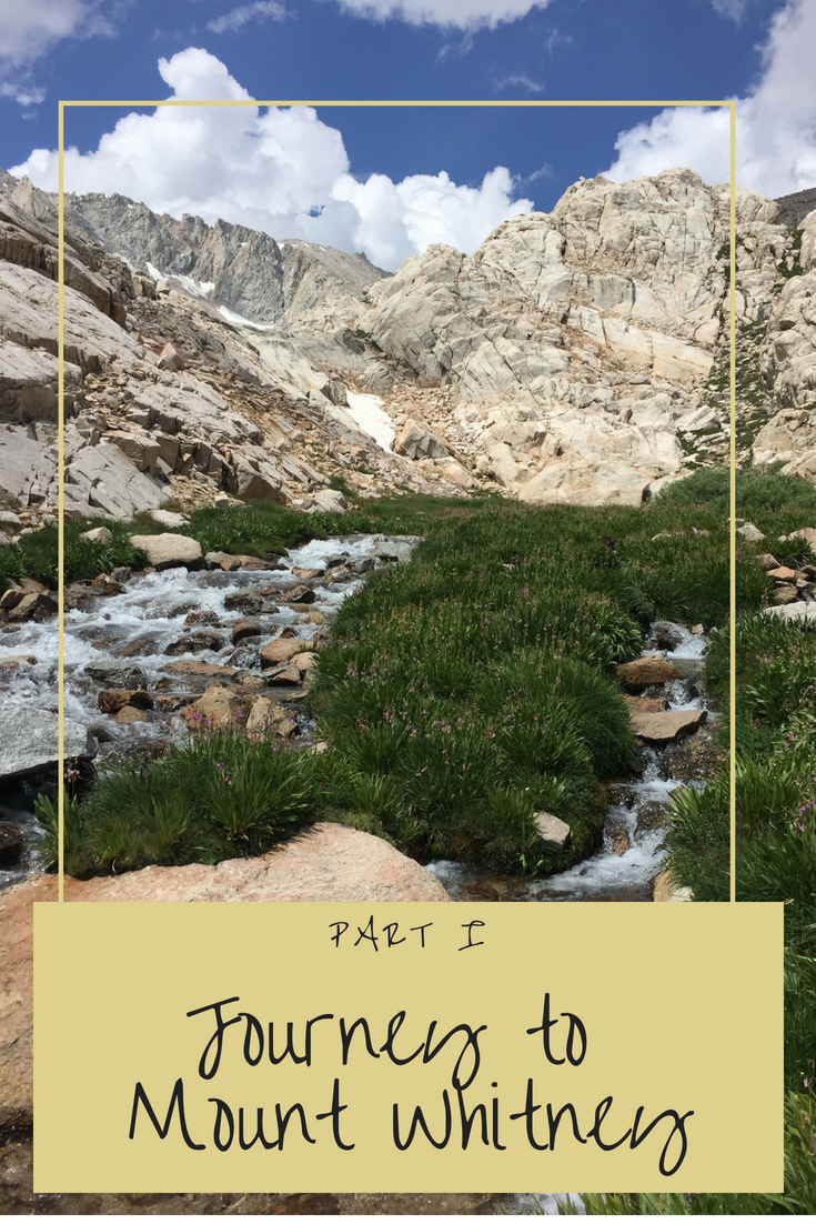 Journey to Mount Whitney
