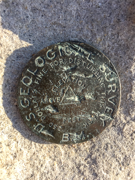 survey marker 2
