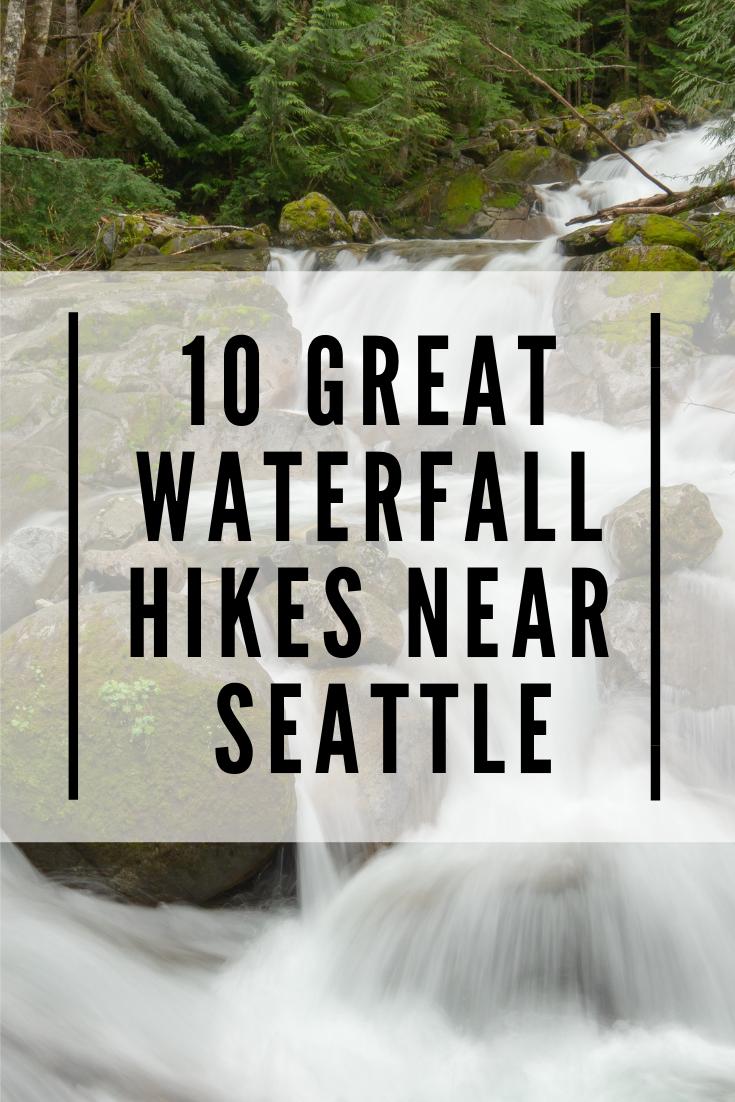 10 great waterfall hikes