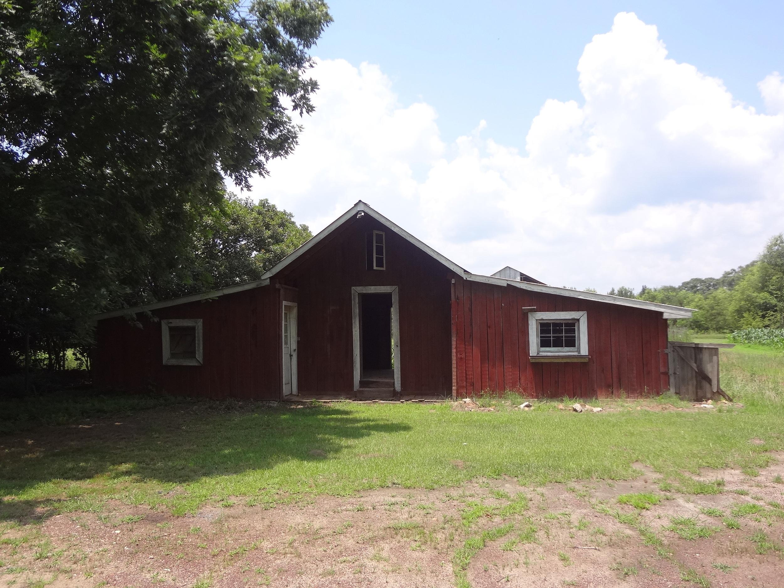 Red Rescue Barn