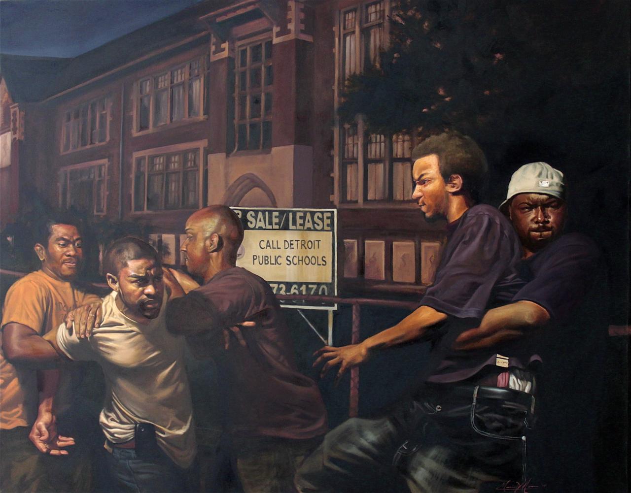 Detroit's crisis 313-873-6170