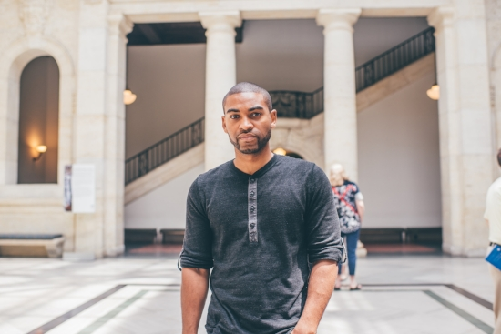"Lewis Center for the Arts at Princeton announces five Hodder Fellows for 2018-2019  DECEMBER 14, 2017  Fellowships are awarded to Martyna Majok, Mario Moore, Okwui Okpokwasili, Jacob Shores-Argüello, and Lauren Yee  The Lewis Center for the Arts at Princeton University has announced the selection of five Mary MacKall Gwinn Hodder Fellows for the 2018-2019 academic year. Martyna Majok, Mario Moore, Okwui Okpokwasili, Jacob Shores-Argüello, and Lauren Yee are this year's recipients of the  Hodder Fellowship , created to provide artists and humanists in the early stages of their careers an opportunity to undertake significant new work.  In making the announcement, Michael Cadden, chair of the Lewis Center, said, ""Mrs. Hodder recognized the need for what she called 'studious leisure' to give people the time they need to tackle major projects. Her model was John Milton's father, who underwrote the research necessary to the creation of  Paradise Lost . In the University's role as a patron of the arts, we're happy to welcome these five talented artists to the Princeton community.""  Hodder Fellows may be writers, composers, choreographers, visual artists, performance artists, or other kinds of artists or humanists who have, as the program outlines, ""much more than ordinary intellectual and literary gifts."" Artists from anywhere may apply in the early fall each year for the following academic year. Past Hodder Fellows have included poet Michael Dickman, novelist Chimamanda Ngozi Adichie, playwright Will Eno, choreographer Nora Chipamurie, and composer and lyricist Michael Friedman."
