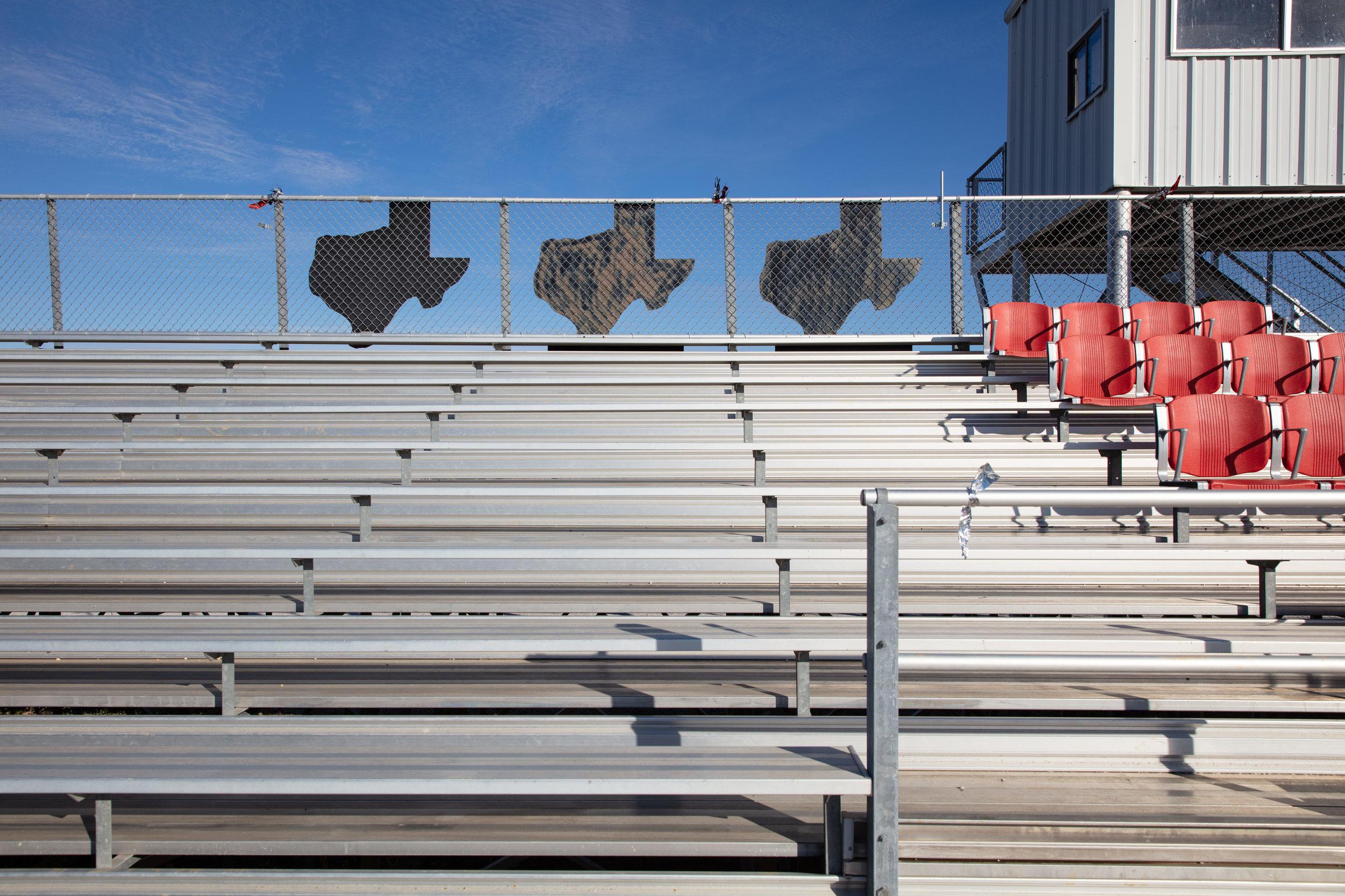 Greyhound Stadium  South Front Street  Strawn, Texas (2018)