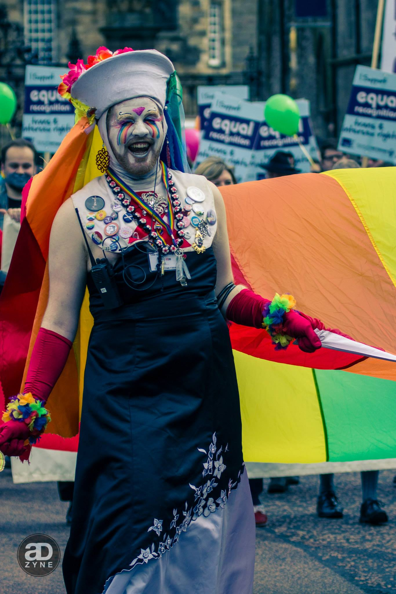 Edinburgh Pride March