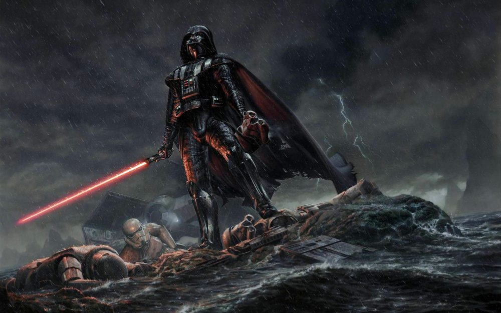 Rogue One Artist Reveals The True Story Behind Darth Vader S Castle On Mustafar News The Badass Times