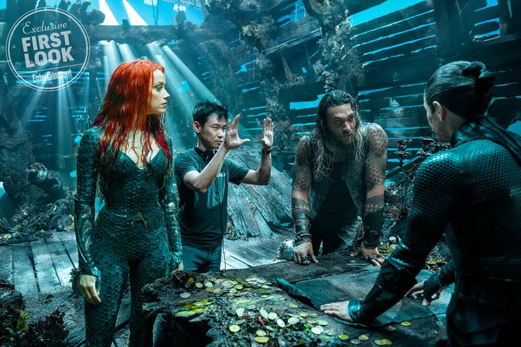 Amber-Heard-James-Wan-Jason-Momoa-and-Willem-Dafoe-on-Aquaman-set.jpg