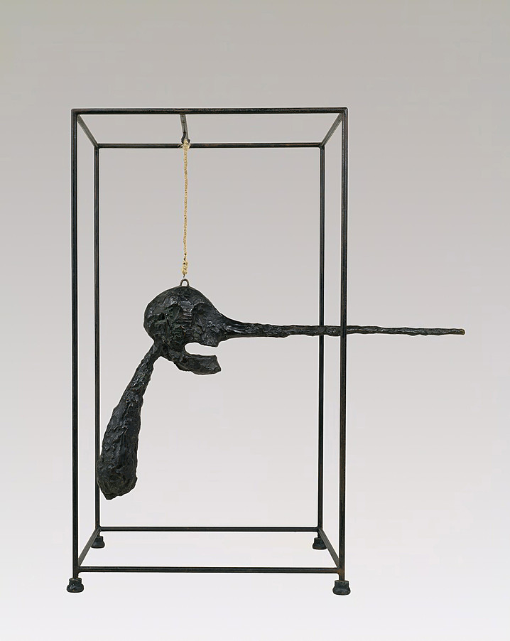 The Nose - Alberto Giacometti
