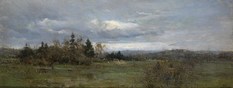 Hunting Scene -Ivan Pokhitonov