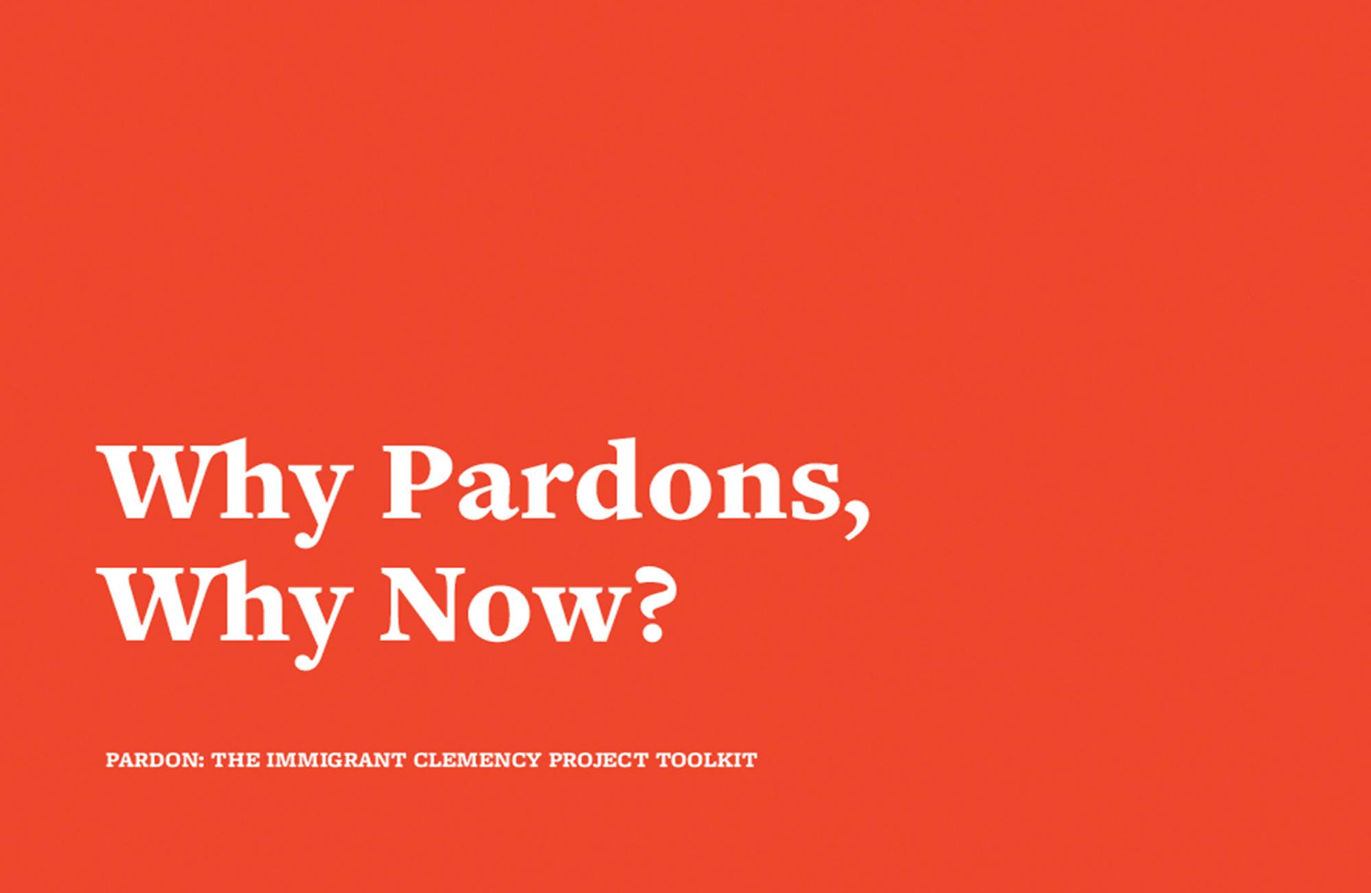 IDC — Pardon Toolkit