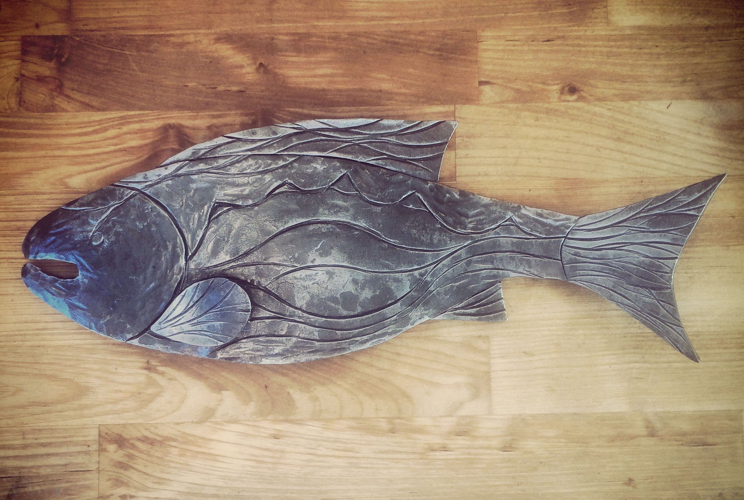 Forged fish