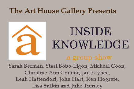An Exhibition Curated by the Artists in Residence at The Art House
