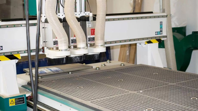 MCut Model 34896 4'x8' CNC Table Router
