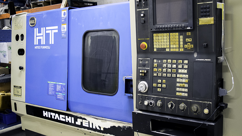 Hitachi Seiki HT23SII Turning Center CNC Lathe