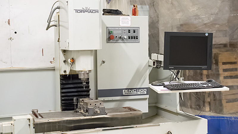 Tormach PCNC 1100 Vertical CNC Mill
