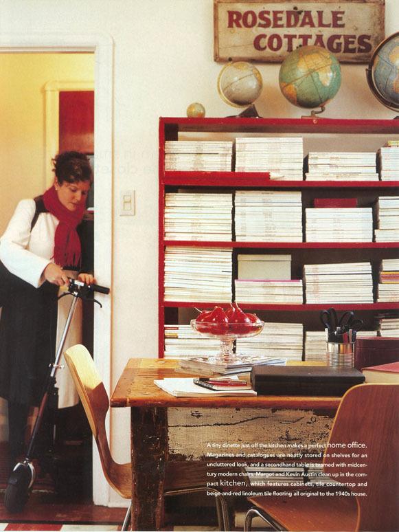 piles of magazines - margot1