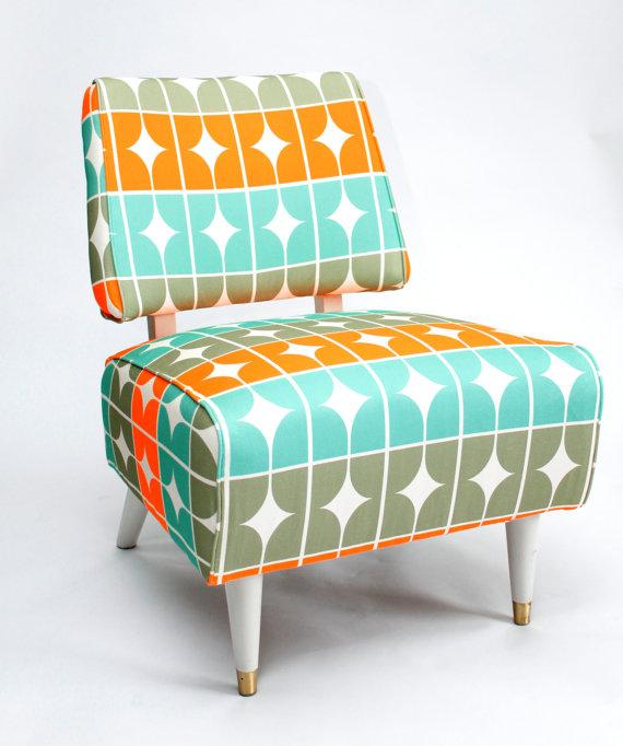 retro chair makeover - il_570xN.328427366