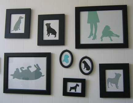 pets - silhouette1