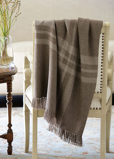 Bodmer Throw Blanket, The Dark T Throw