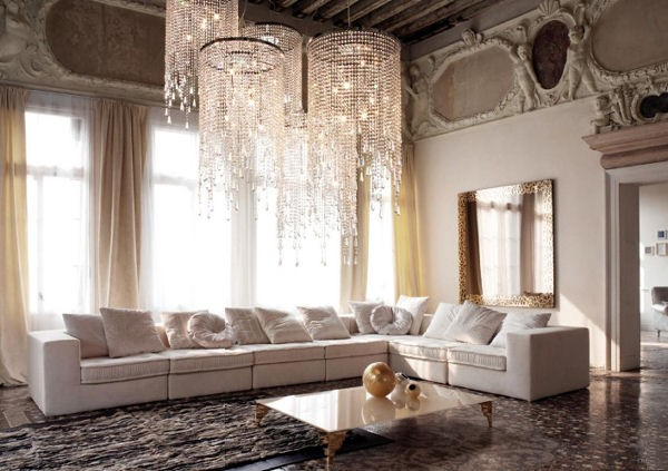 Unique-Chandeliers-For-Creative-Living-Rooms