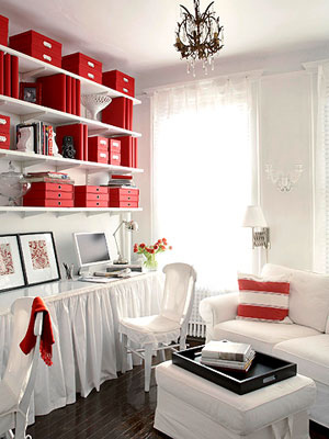 red and white office - 2383428574_41f30fcd70