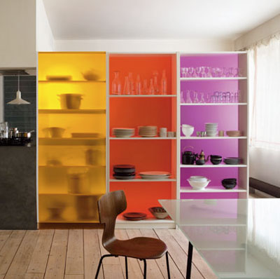 billy bookcases taken to the nth degree