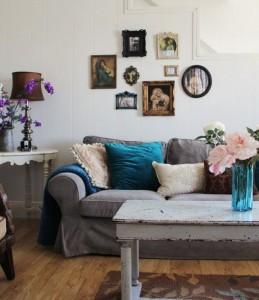 271-ektorp sofa shabby chic