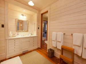 Jerry Seindfeld's guest bathroom